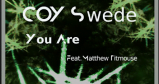 From the Artist COY Swede Listen to this Fantastic Spotify Song You Are